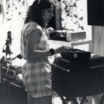 Recording on my Fostex cassette 4-track!