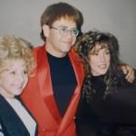 Side by side with my heroes Brenda Lee & Elton John!