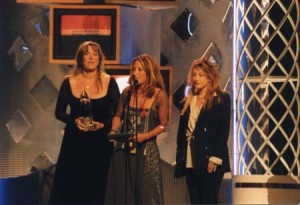 winning CMA Song Of The Year w Annie Roboff & Robin Learner