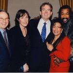 BNC amid Super songwriters! Hal David, Jimmy Webb, Ashford & Simpson....heaven!