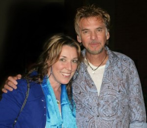 Hanging with Kenny Loggins