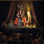 Performing at Deepak Chopra's Seduction of Spirit