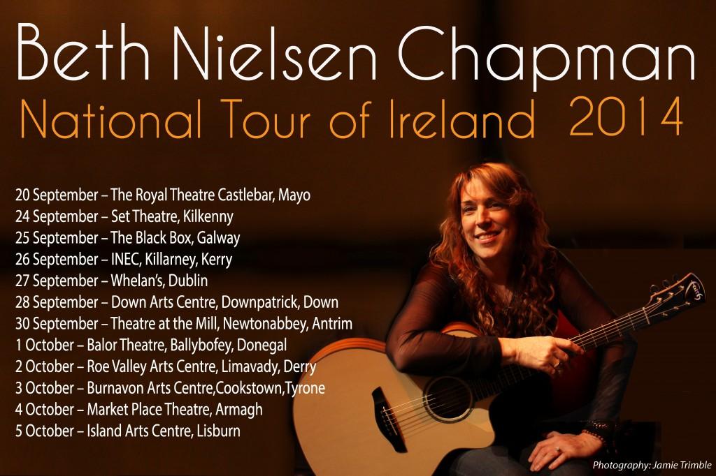 National Ireland Tour posterAa