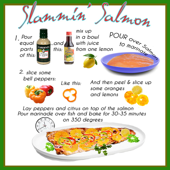Slammin' Salmon recipe3wb