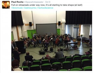 Paul Roche tweets!