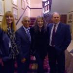 Trudie Myerscough-Harris, NASA Admin. Charlie Bolden, BNC, Rocky Alvey