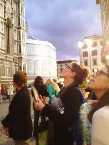 Awesome architecture in Florence!