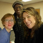 Jonatha Brooke and Keb Mo' surprising my workshop students!