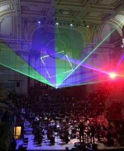 Laser extravaganza!