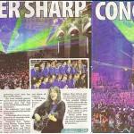 Huddersfield Paper did a spread!