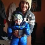Jessie & baby Trey