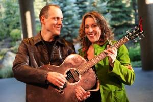 Beth & Dave Teaching