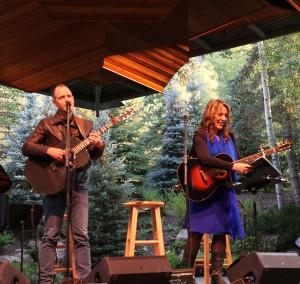 Performing in Colorado