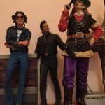 Lennon, Cash, and ...Appleseed? or maybe that's Daniel Boone?