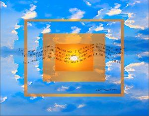 Sun blue sky S&W copy