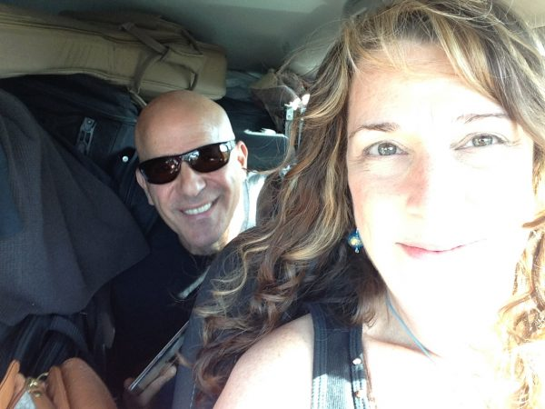 Kidnapping John Ragusa for the tour!