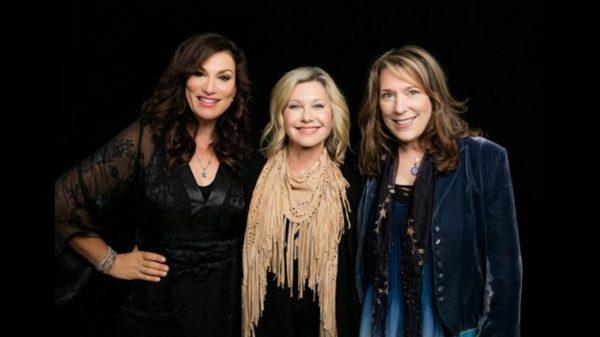 Amy, Olivia and Beth