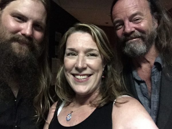 Chris Stapleton, BNC and Kevin