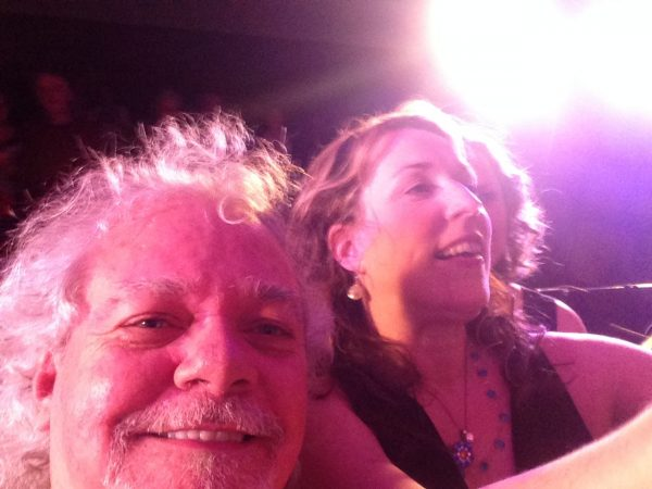 Selfies after the last song!