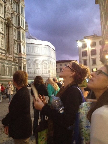 Florence architecture wows us!