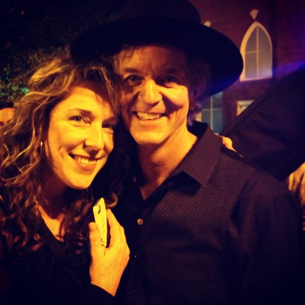 My dear friend and Spiritual Warrior-Poet Rodney Crowell