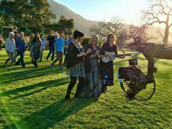 Shooting Liv On video