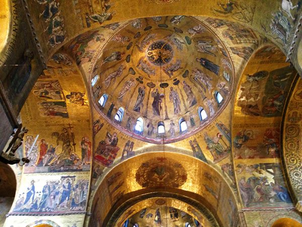 St Mark's Basilica Dome
