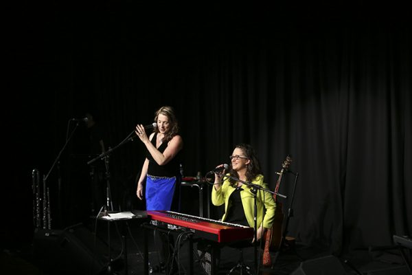 Singing with Andrea Begley
