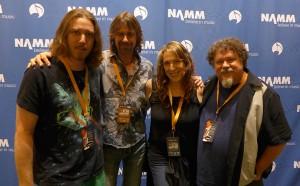 Beth Nielsen Chapman at NAMM