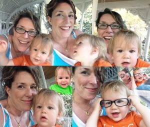 Joys of Grandmothering