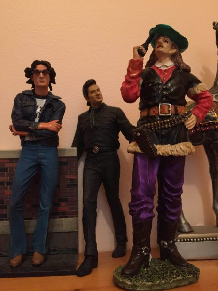 Lennon, Cash, and …Appleseed? or maybe that's Daniel Boone?