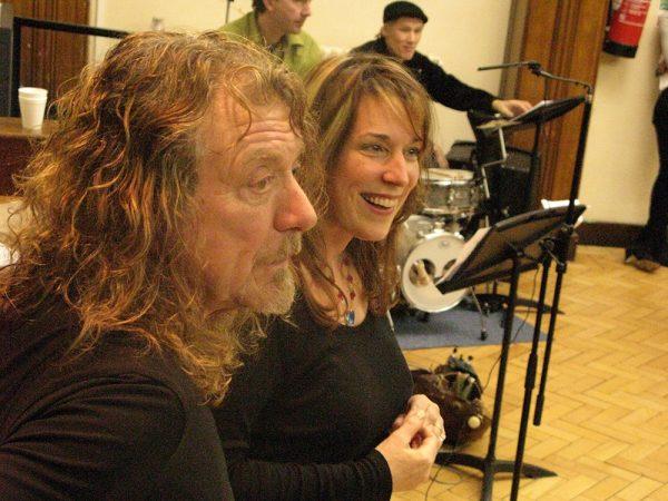 BNC and Robert Plant