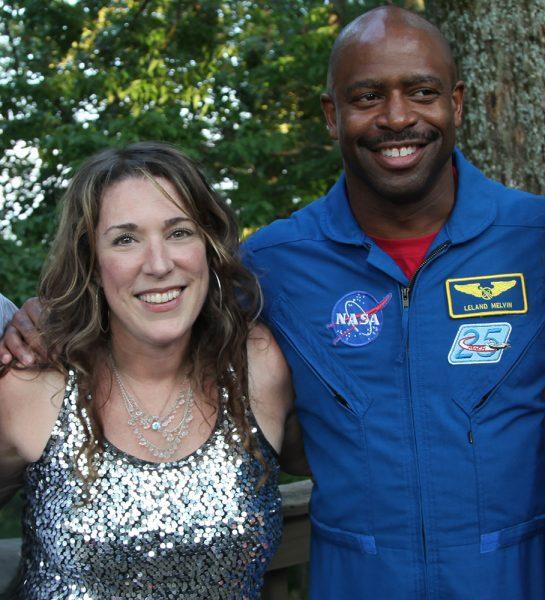 BNC & Astronaut Leland Melvin