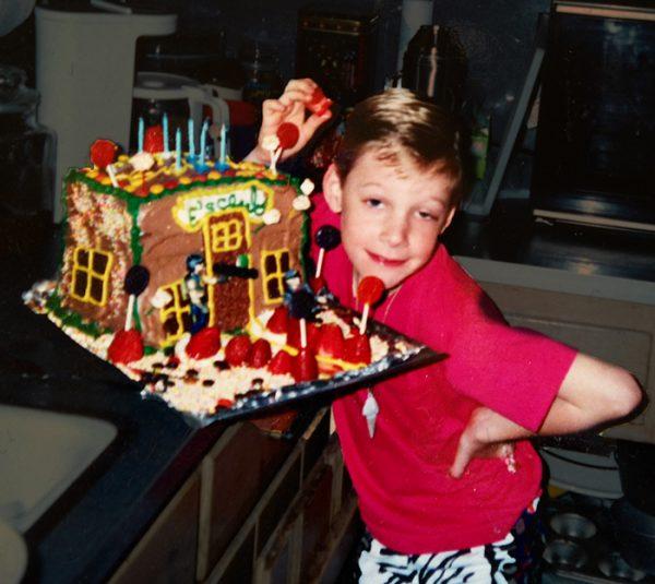 Club House Cake
