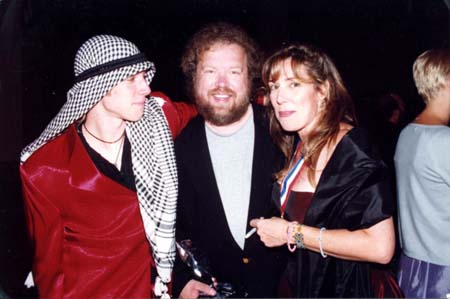 Son Ernest and Don Schlitz at the ASCAP Awards 1999