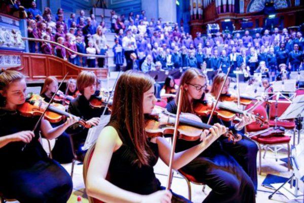 Huddersfield orchestra