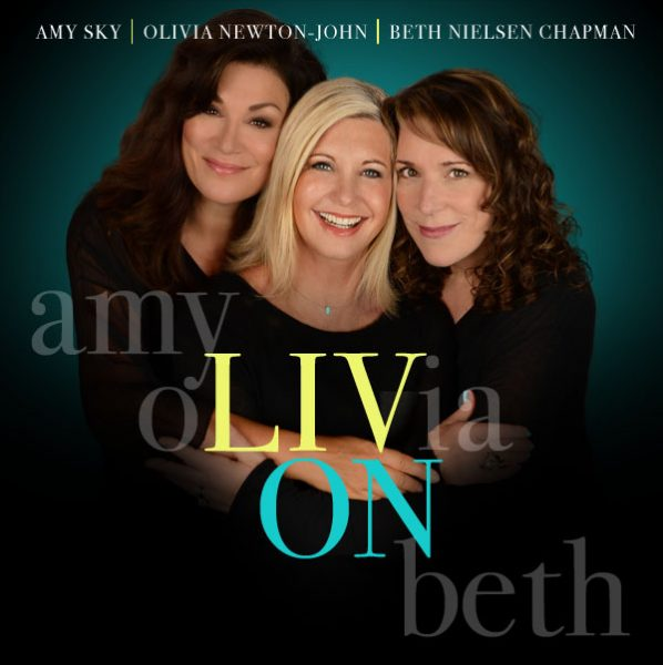 Liv On CD Cover