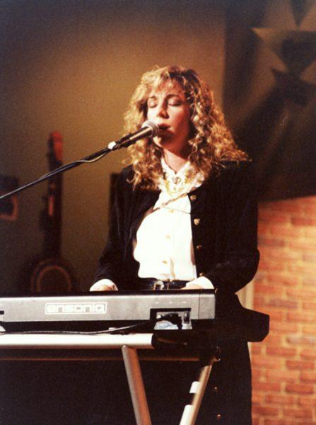 American Music Shop TV show 1990