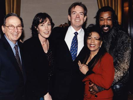L to R Hal David, BNC, Jimmy Webb, Ashford & Simpson…yeah!